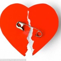 Dealing with heartbreak...at work!